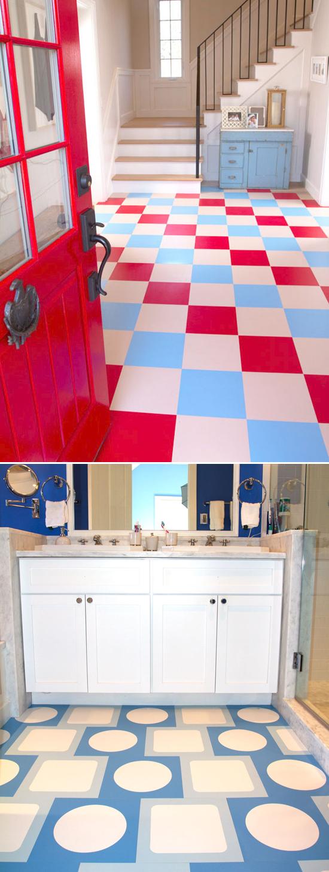 Modularity Tiles vinyl flooring