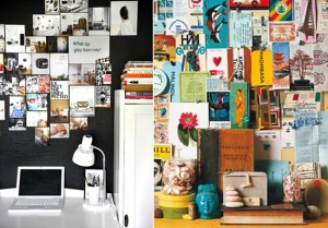 Inspiration boards via color me corder