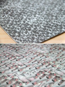 birds pattern leather printing by worldofpineapple