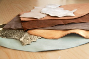 Different Leather Thicknesses