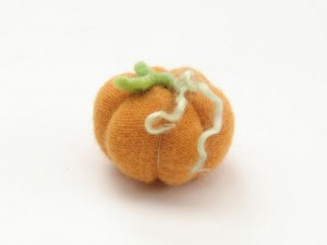 Wool pumpkin