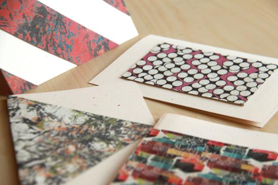 DIY Holiday Season Greeting Cards