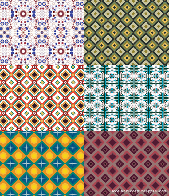 Tutorial Tile Pattern Design Noa Ambar Regev Impressive Design Patterns Tutorial