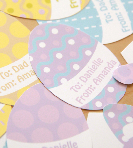 Easter Tags by Pixiebear