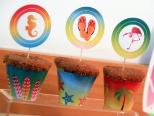 Summer Surf DIY Party by Pixiebear