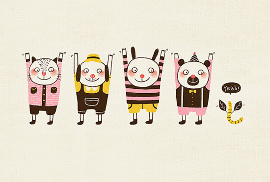 Put Your Hands Up - Drawing by Minifanfan