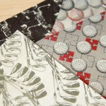 Golf themed pattern designs for Hipsi Belts by PINEAPPLE Studio
