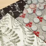 Textile design by PINEAPPLE Studio