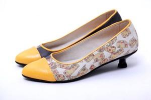 Surface pattern design for Oren Veksler Shoes by PINEAPPLE Studio
