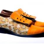Pattern design for Oren Veksler Shoes by PINEAPPLE Studio
