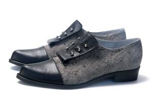 Textile design for Oren Veksler Shoes by PINEAPPLE Studio