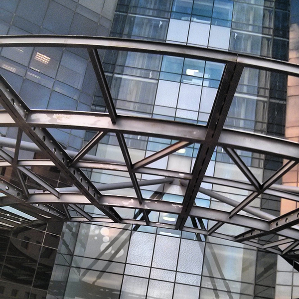 Office Building Pattern Photo by Noa Ambar Regev