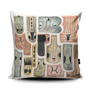 Cushion Design by Noa Ambar Regev