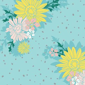 Textile Pattern Design by PINEAPPLE Studio