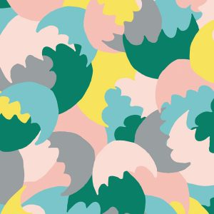 Pattern Design by PINEAPPLE Studio
