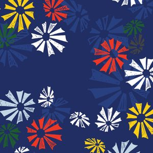 Surface Pattern Design by PINEAPPLE Studio